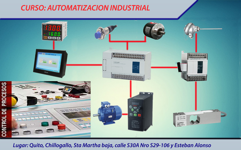 Curso de Automatizacion Industrial